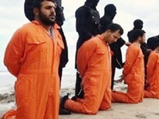 ISIS executions of Christians