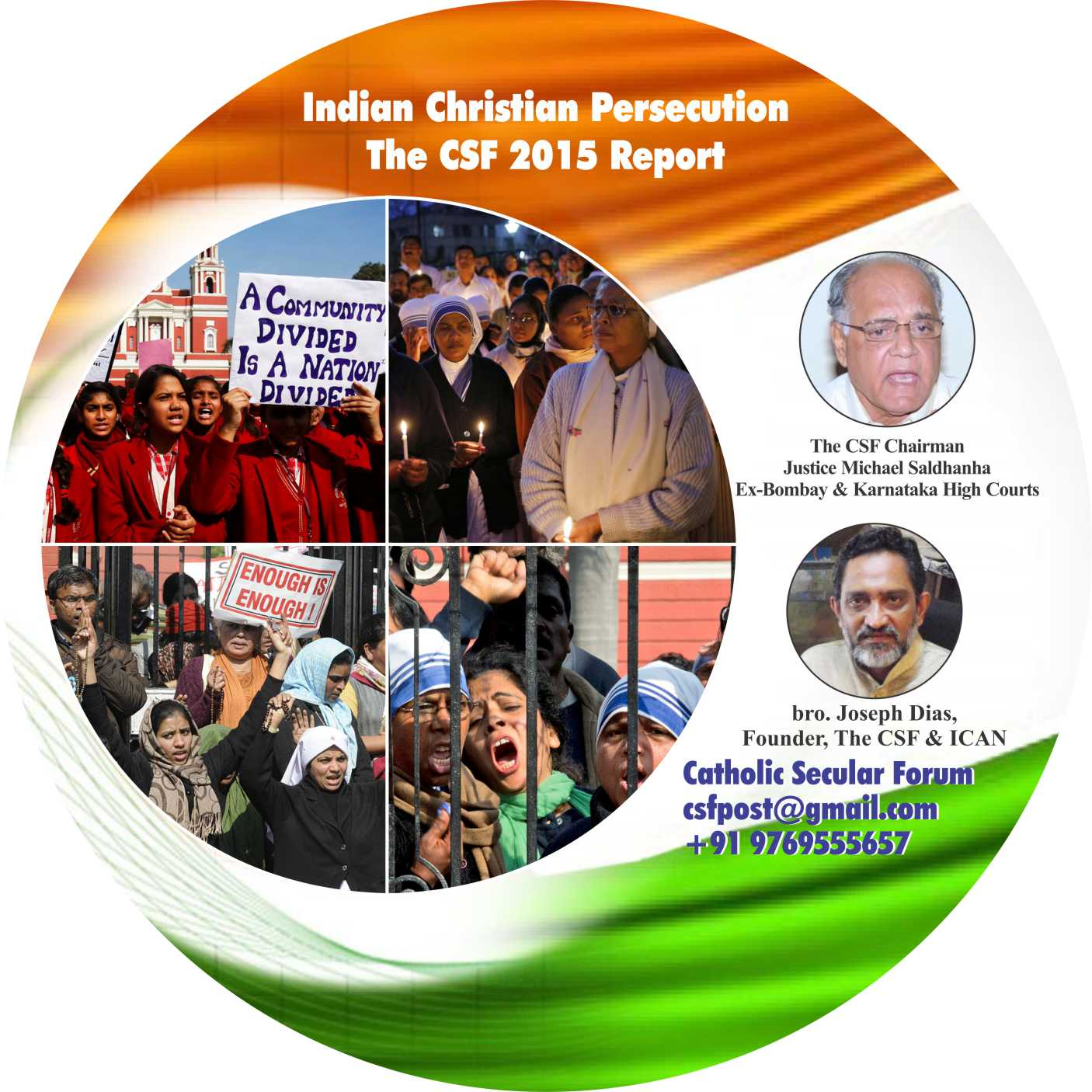 India – Not safe to be Christian? Catholic Forum Report on Indian Persecution 2015
