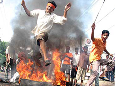 Persecution in UP & MP
