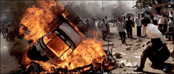 Communal Violence in India