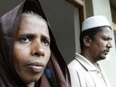 Sri Lankan housemaid, Rizana Nafeek on death row in Saudi jail