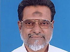 AIADMK legislator A Mohammed John sworn in as Minister