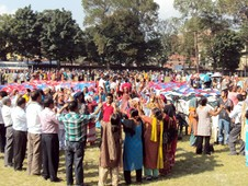 Prayer campaign for Nepal