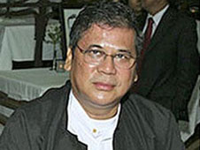 Kyaw Win, the second-ranking official at the Burmese embassy in Washington, D.C.