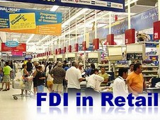 NCCI against FDI in retail sector