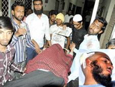 Attack on Muslim Youths