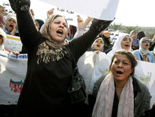 Arab Spring And Role of Women
