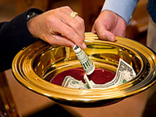 Tithing to the Lord