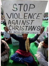 Stop Violence against Christians in india