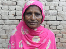 Woman Accused for Blasphemy