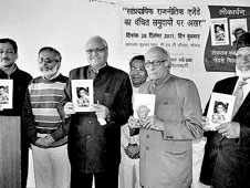 Eminent thinker Subhash Gatade's two books being released in Bhopal