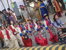 Festival unites youth of the country