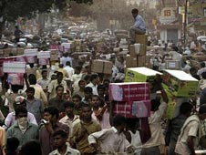 India is the second most populous