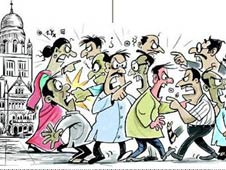 Infighting to hit citizen candidates Movement Leaves 2012