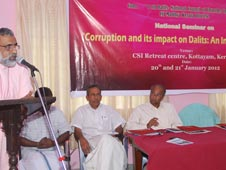 Corruption and its Impact on dalit