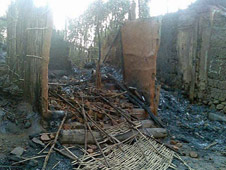 Over 4,000 homes were destroyed in the violence