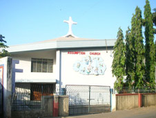 Our Lady of Assumption church, Kandivli