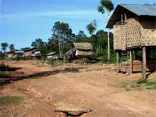 Christians in Laos are frequently threatened with eviction from their homes
