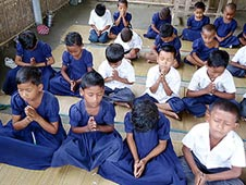 RSS activists falsely complain of forced conversion against Child Development Centre in Anekal near Bangalore