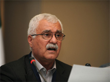 George Sabra will be the new leader of the Syrian National Council (SNC)