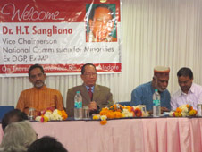 Indore Human Rights Conference expresses solidarity with victims and prays for persecutors