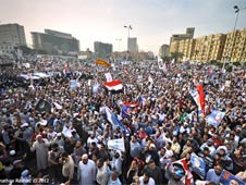 Salafi protestors have filled Tahrir Square on numerous occasions