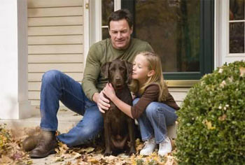 A Dad, a Daughter and a Dog