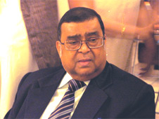 Altamas Kabir became Chief Justice of the Supreme Court on Sept. 29, 2012