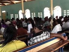 Kenyan churches have been targeted in grenade attacks by Islamists