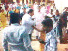 Malvan believers attacked
