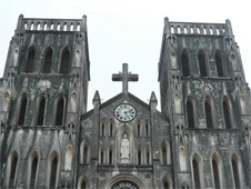 Churches in Vietnam are supposed to register with the government
