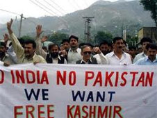 The Kashmiri leaders have called for free movement of Kashmiris