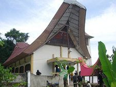 Churches are especially vulnerable to attack during Christian festivals