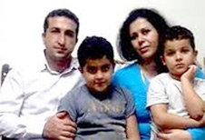 Family of  Pastor Nadarkhani