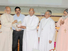Cardinal releases Kandhamal stories in Malayalam