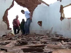12 houses destroyed by Kandhamal administration