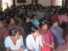 Church records state that there are more than 2.5m Christians in Nepal