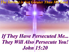 About 100 million Christians are persecuted around the world