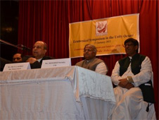Ecumenical Symposium organized by the Delhi archdiocese's Commission