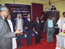 week of prayer for Christian unity concludes at Seva Sadan church