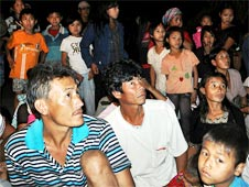 Over 100,000 Kachin people have been displaced