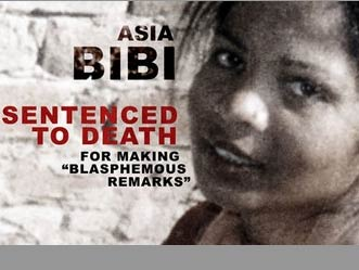 The Christian mother of five was convicted of blasphemy in 2009 and sentenced to death