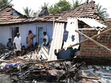 Violence against Dalits, Tribals and minority groups, especially Christian