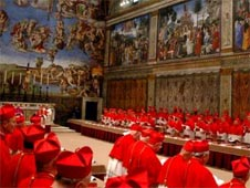 Conclave Starts 11 March?