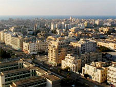 Benghazi is the second largest city in Libya