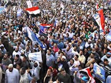 The Arab Spring has not brought about the freedom promised