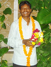 Christian missionary freed