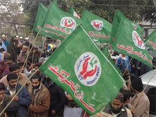 Pakistan battles to separate religious from secular