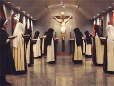 Cloistered nuns to vote