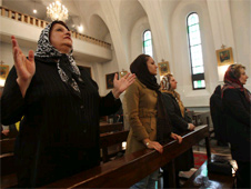 Christians in Iran have experienced arrests and imprisonments by the authorities